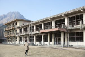 旧大野木場小学校跡